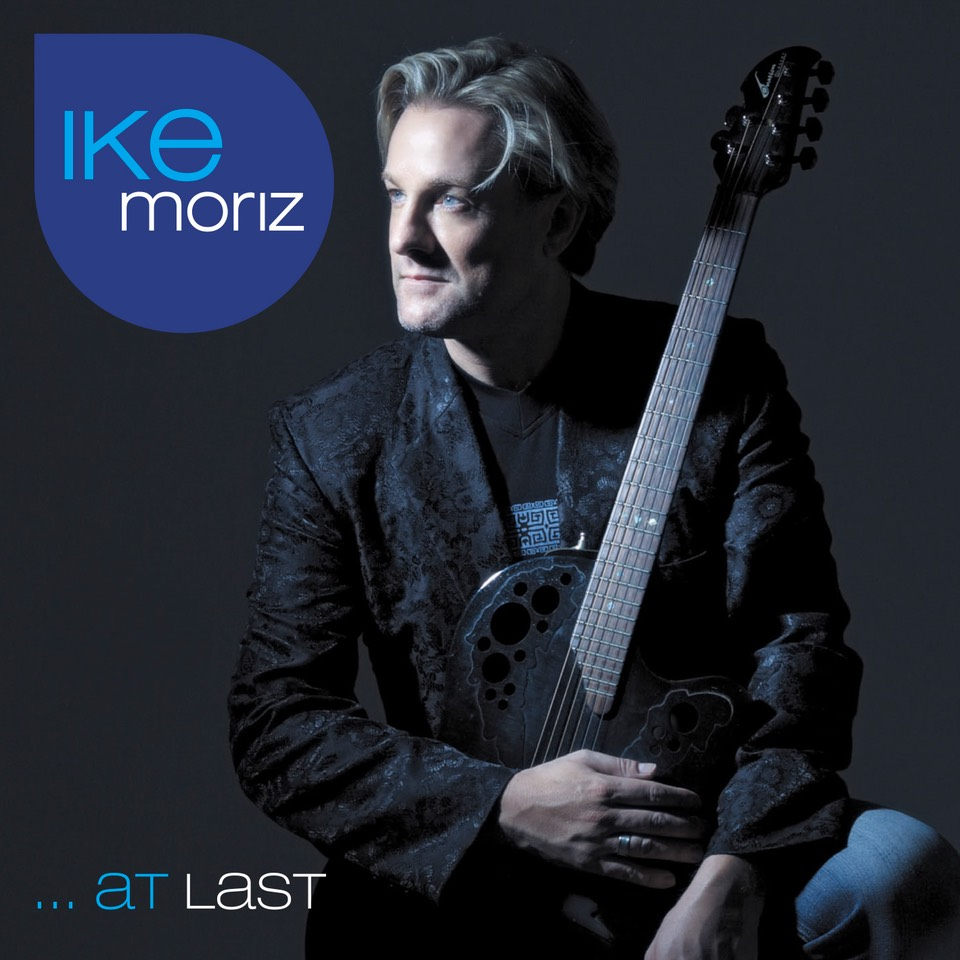 AT LAST cover Ike Moriz 2014 Mosquito Records London PTY Ltd MOS0018