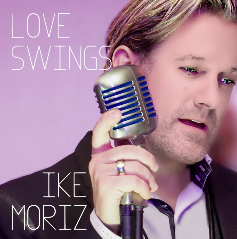 Love Swings cover Ike Moriz 2016 Mosquito Records London PTY Ltd MOS0024